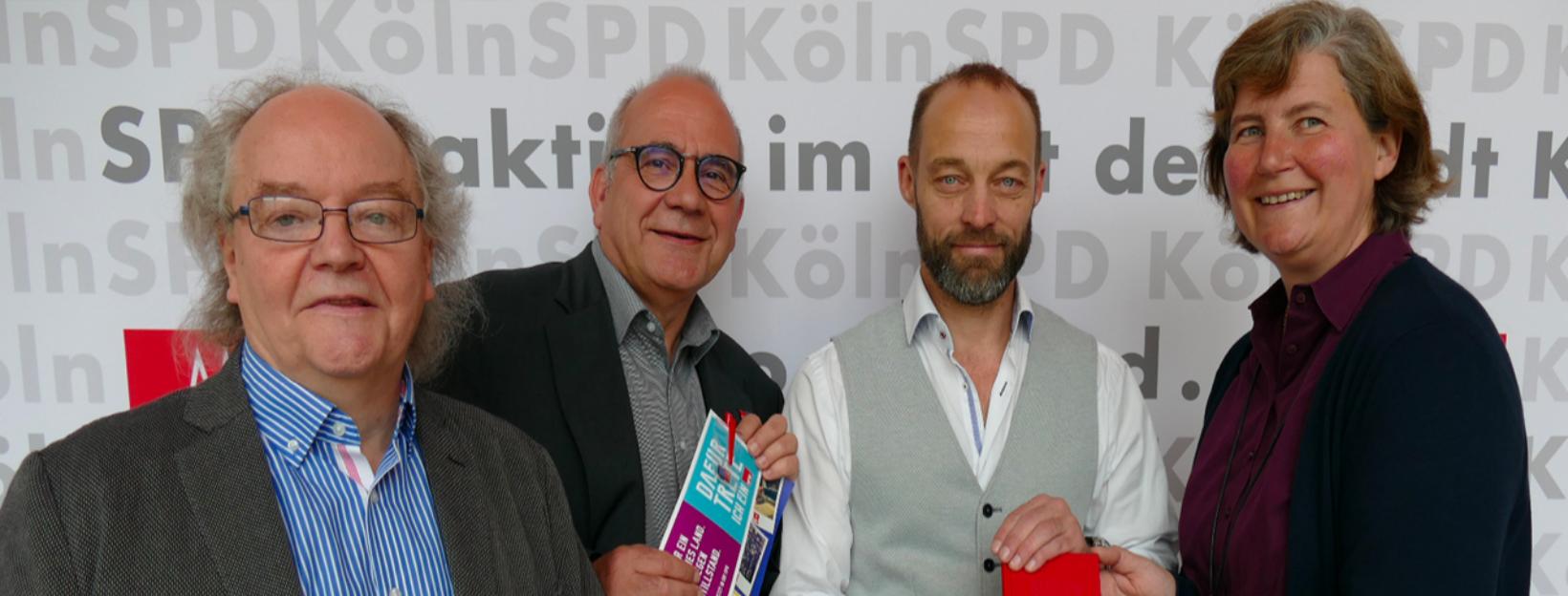 Thomas Hegenbarth verstärkt SPD-Fraktion – im OV Nippes